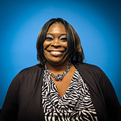 Loretta Lee is one of our CSR spotlights